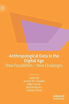 Front cover: Anthropological Data in the Digital Age